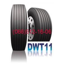 385/65 R22.5 Daewoo DWT11, прицепная